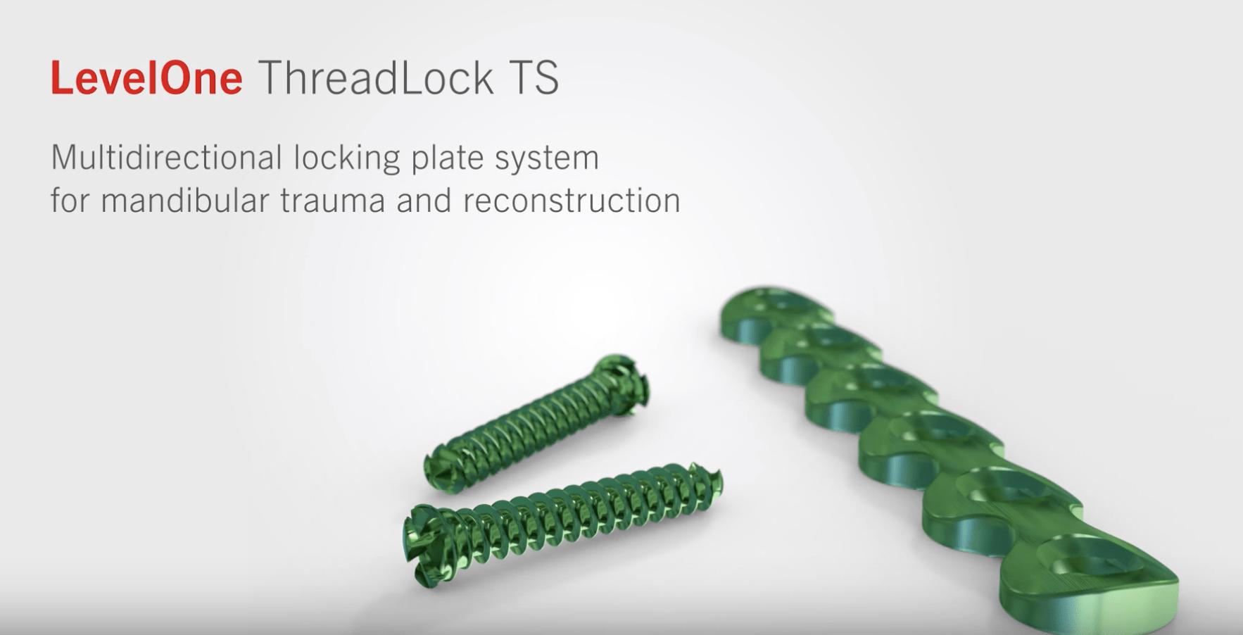 Het ThreadLock TS-systeem van KLS Martin